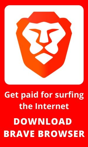 Brave Browser Ad