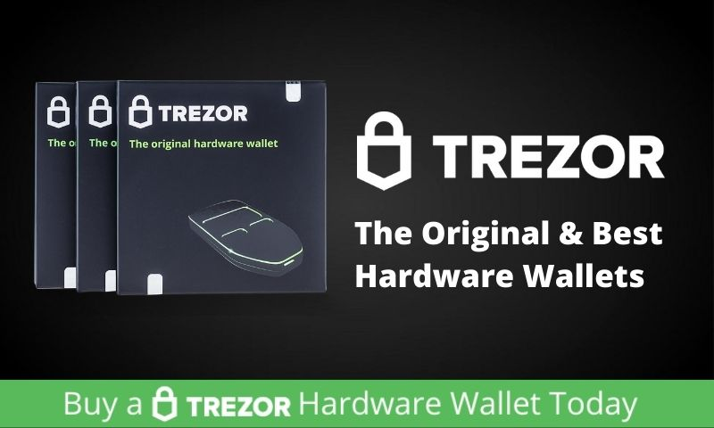 Trezor, the most secure hardware wallet