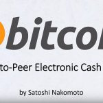 Bitcoin A peer to peer electronic cash system
