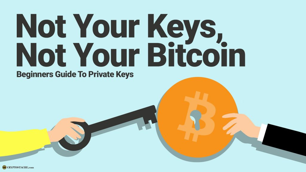 not your keys not your bitcoin