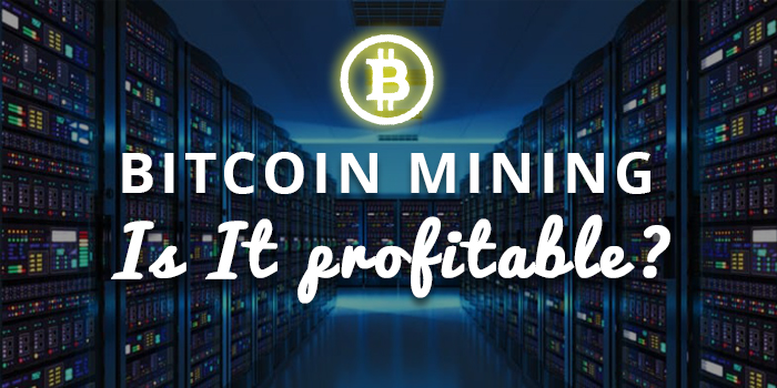 Is bitcoin mining profitable in 2020