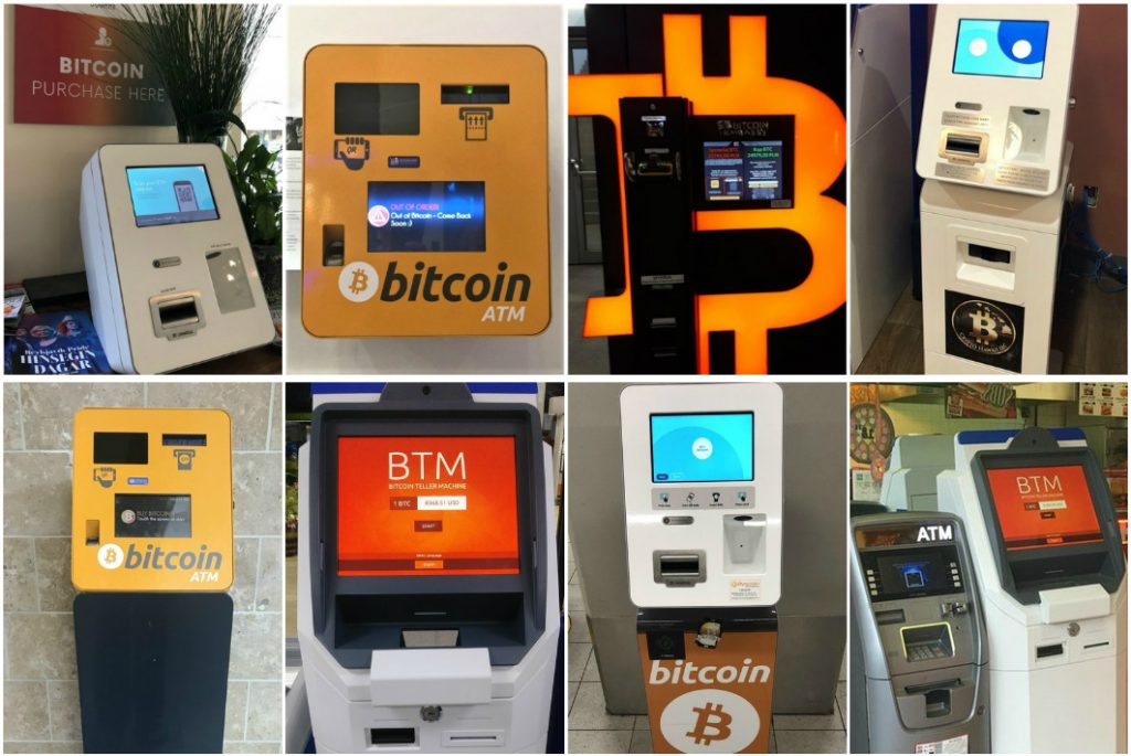 Buy bitcoin anonymously with Bitcoin ATM