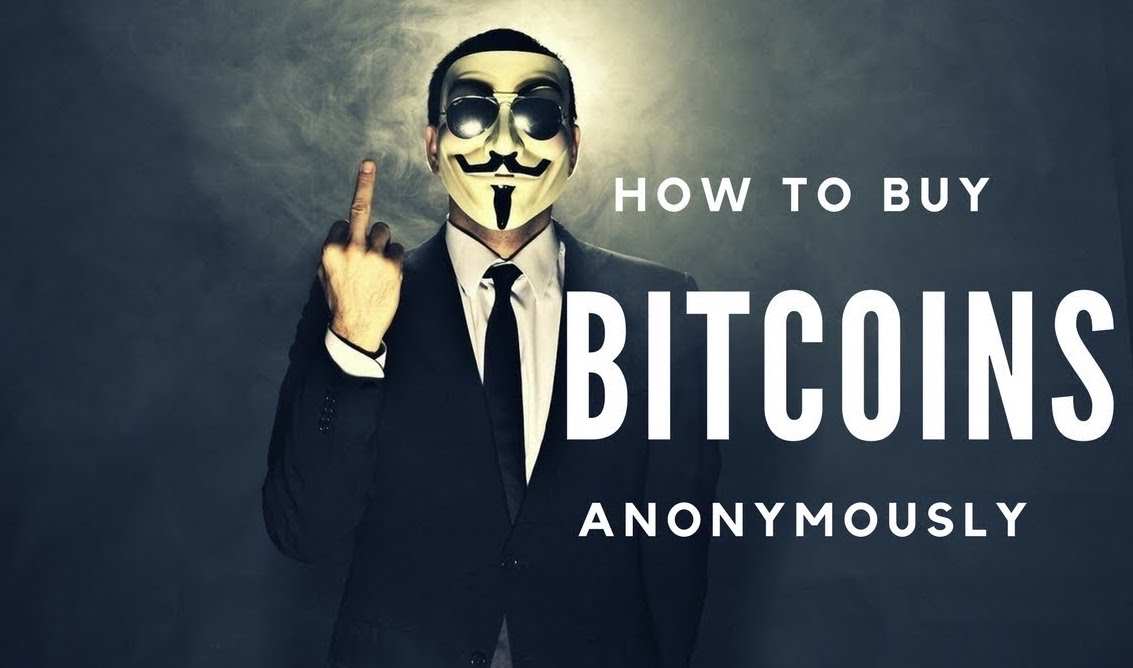 How to buy BTC Anonymously