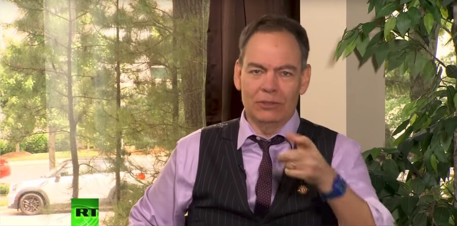 Max Keiser: Paul Tudor Jones will be biggest Bitcoin whale in 2 years
