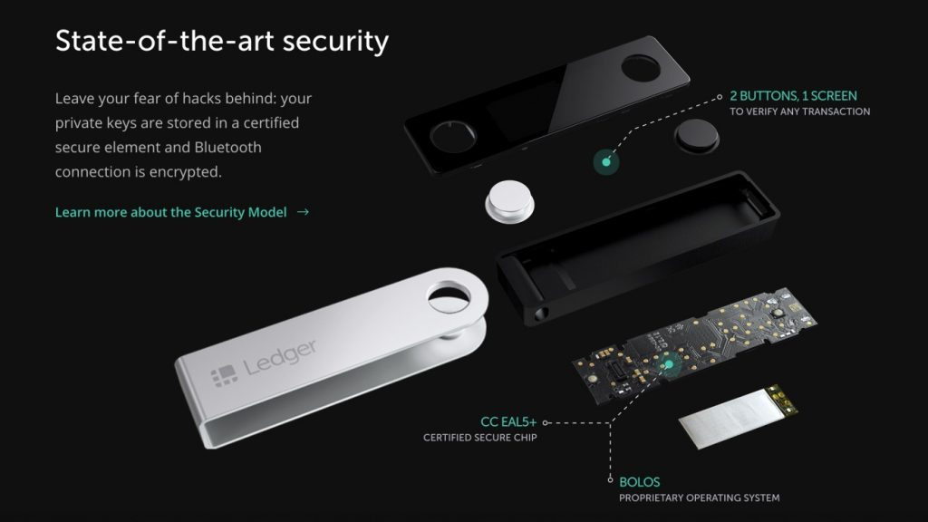 Ledger Security