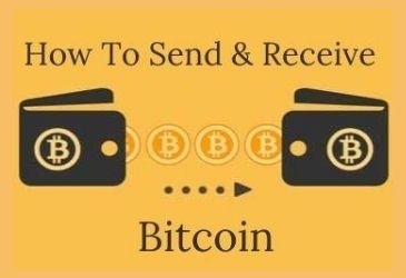 How to send and receive Bitcoin