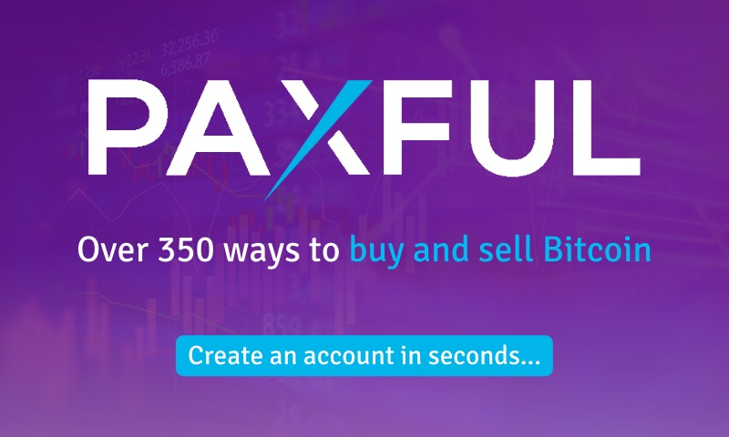 Buy Bitcoin in the UK with Paxful