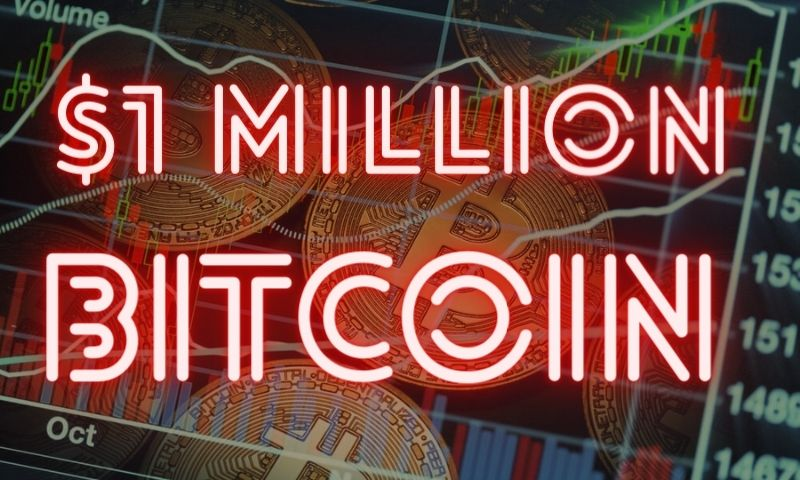 Raoul Pal Bitcoin potentially $1m