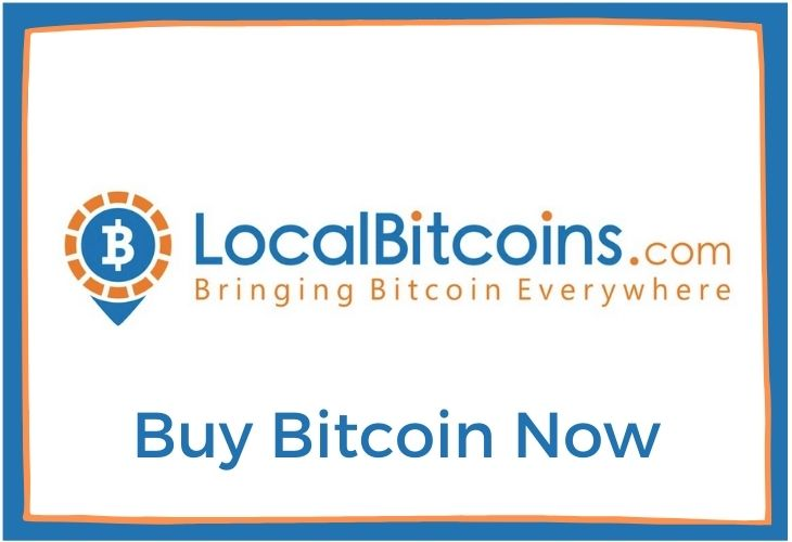 LocalBitcoins peer to peer Bitcoin marketplace
