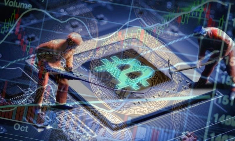 Bitcoin Mining industry is growing rapidly