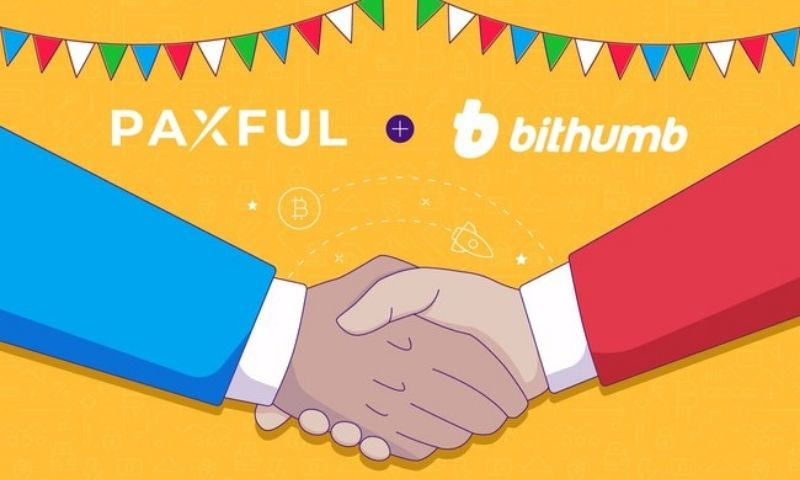 Paxful and Bithumb aim to drive Bitcoin adoption