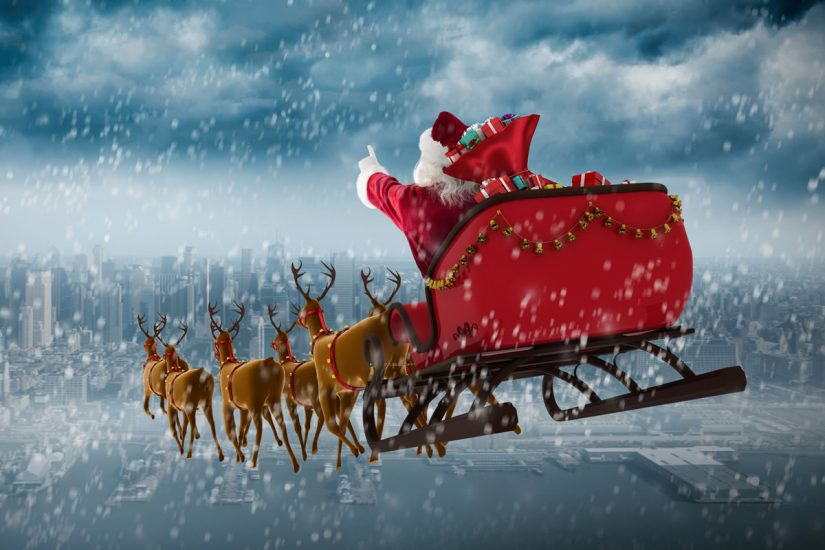 santa could come early to bitcoiners