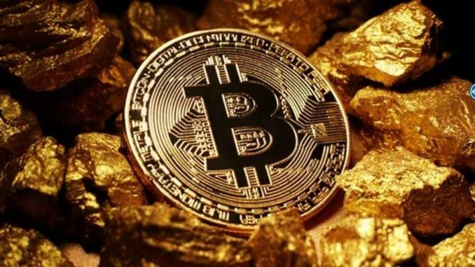Bitcoin is a great alternative to gold