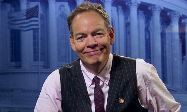 Max Keiser says the demand for Bitcoin is growing exponentially