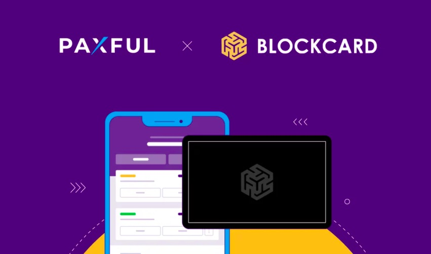 Paxful Partners with BlockCard To Offer A Crypto Debit Card