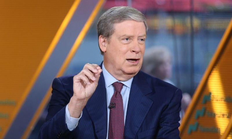 hedge fund manager Stanley Druckenmiller is long Bitcoin