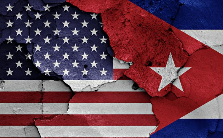 US have sanctioned Cuba for almost 60 years