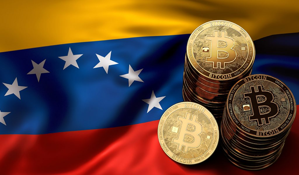 BTC payments are everywhere in venezuela