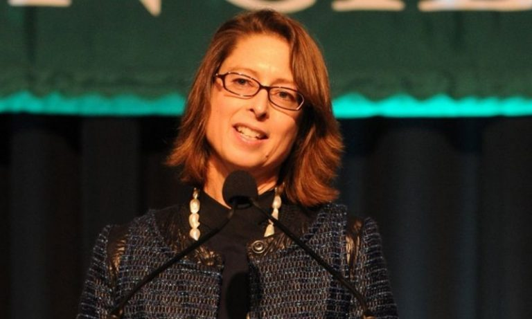 Fidelity Investments CEO Abby Johnson
