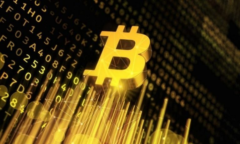 BTC taking market share from gold