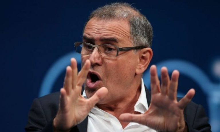 Nouriel Roubini thinks the bitcoin price is being manipulated by Tether