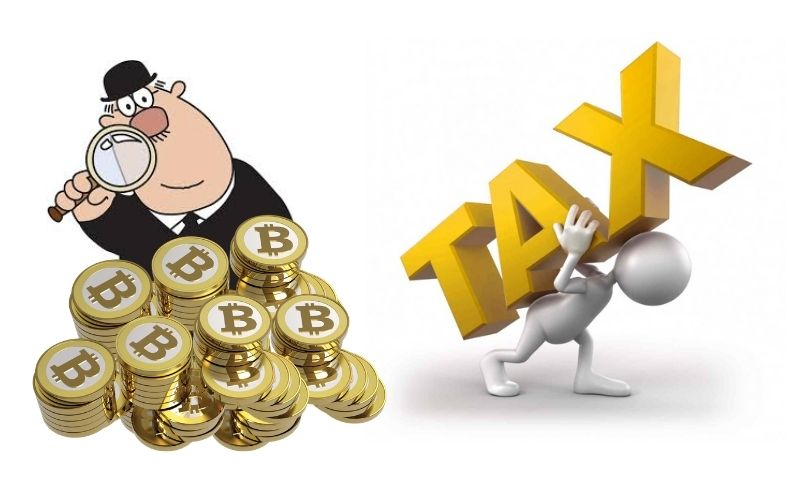Tax man wants your Bitcoin