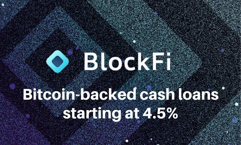 A blockfi loan will help you avoid paying tax