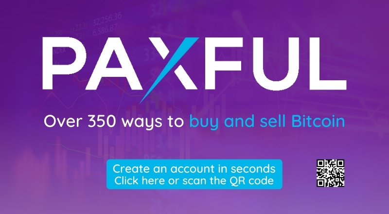 Paxful Peer-to-peer Bitcoin exchange