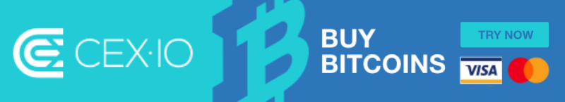 Buy Bitcoin with CEX.IO