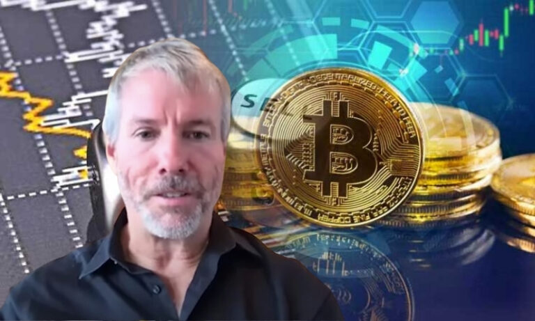 MicroStrategy CEO Michael Saylor explains Bitcoin will have to be adopted by companies