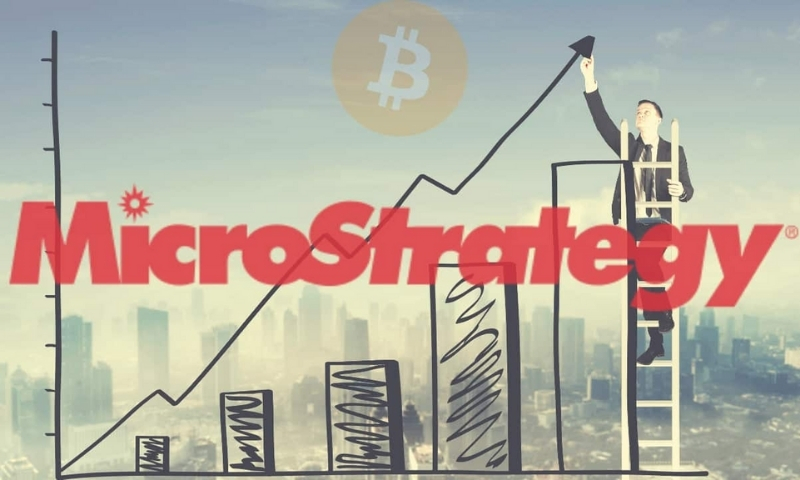 MicroStrategy MSTR has been buying Bitcoin for its treasury reserves