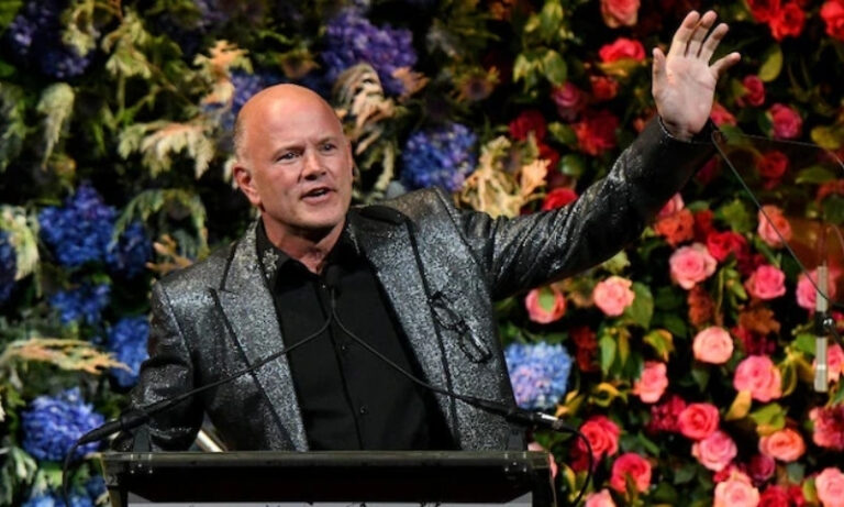 Mike Novogratz: $1 trillion of babay boomer to flood to Bitcoin space