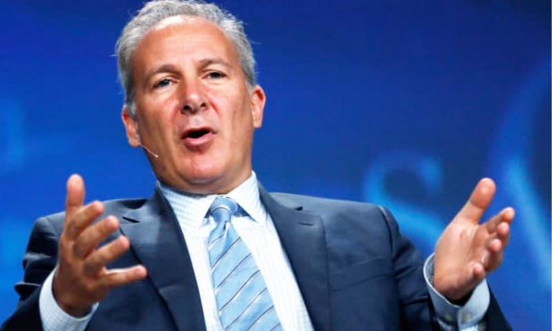 Peter Schiff and Mark Cuban debate on twitter about gold and bitcoin