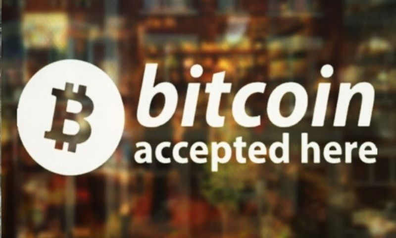Bitcoin accepted here: Time Magazine