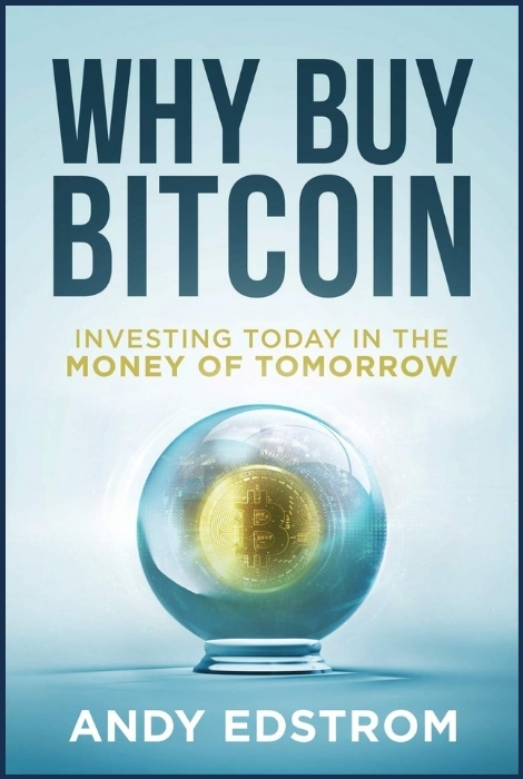 Why Buy Bitcoin - The Books on Bitcoin investing